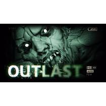 Outlast Cd-key Steam Digital Oferta!!
