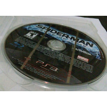 Spiderman Edge Of Time Ps3 Playstation 3 Solo Disco