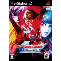 The King Of Fighters 2002 Unlimited Match Ps2 Japones
