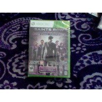 Saints Row The Third The Full Package Nuevo Xbox 360