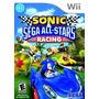 De Sonic Sega All Stars Racing