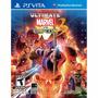 Ultimate Marvel Vs Capcom 3 Playstation Vita