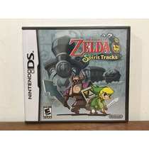 The Legend Of Zelda Spirit Tracks Para Nintendo Ds Nuevo