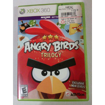 Angry Birds Trilogy - Xbox 360 - Game Freaks