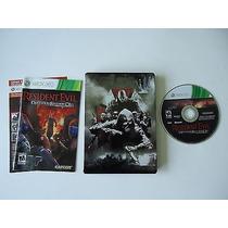 Resident Evil Racoon City Para Xbox 360 Steelbook Edition