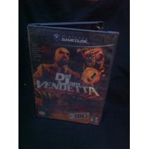 Juego Disco De Nintendo Gamecube Def Jam Vendetta