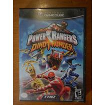 Power Rangers Dinothunder Para Nintendo Game Cube