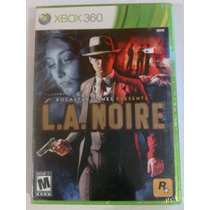 L.a. Noire - Xbox 360 - Game Freaks