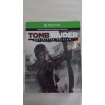 Tomb Raider Definitive Edition Código Descargable Xbox One!!
