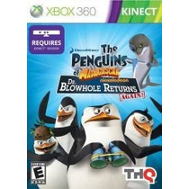 The Penguins Of Madagascar Dr. Blowhole Returns Xbox 360