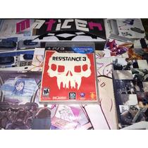 Resistance 3 Ps3 . Venta O Cambio ;)
