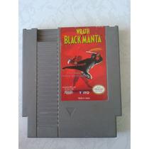 Wrath Of The Black Manta Para Tu Nes Chécalo Ninjas