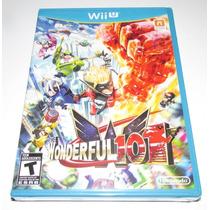 The Wonderful 101 Juego Para Nintendo Wii U