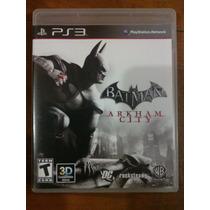 Batman Arkham City - Ps3 - Game Freaks