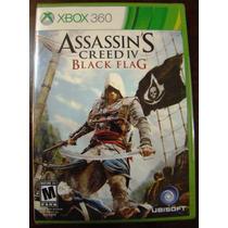Videojuego Assassins Creed Iv Black Flag Xbox 360