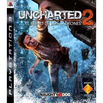 Uncharted 2 El Reino De Los Ladrones Ps3