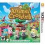 Animal Crossing New Leaf Nuevo Y Sellado