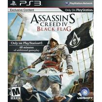 Assassins Creed Black Flag Ps3 Disco Fisico Nuevo Sellado