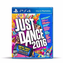Just Dance 2016. Para Playstation 4 ¡sólo En Gamers!