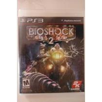 Ps3 Playstation Bioshock 2 Aventura Accion Retro Vintage