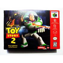 Toy Story 2 Nuevo N64 - Nintendo 64