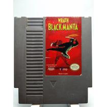 Wrath Of The Black Manta Para Nintendo Nes