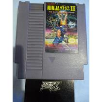 Ninja Gaiden Ii. 2. Para Nintendo Nes. By Tecmo. Retro Fenix