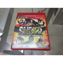Super Street Fighter Iv Ps3 Remate