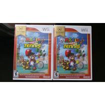 Mario Power Tennis Para Nintendo Wii Nuevo, Sellado
