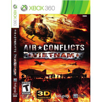 Air Conflicts Vietnam Nuevo Sellado Xbox 360