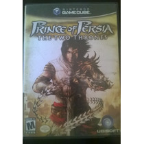 Prince Of Persia The Two Thrones Nintendo Gamecube Principe