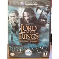The Lord Of The Rings The Two Towers Para Gamecube