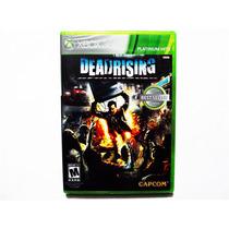 Dead Rising Nuevo - Xbox 360