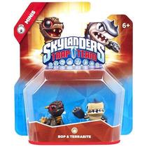 Skylanders Trapteam Mini Bob Terrabite Nuevo En Caja Figura
