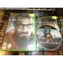 Half Life 2 Xbox Normal Clasico 1ra Generacion
