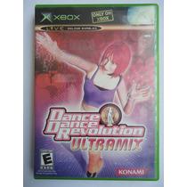 Dance Dance Revolution Ultramix Para Xbox Completo Baile Ddr