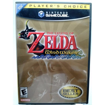 The Legend Of Zelda The Wind Waker Nintendo Gamecube Complet