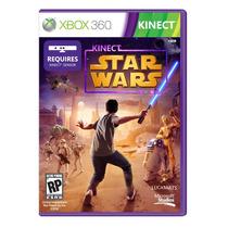 Star Wars Kinect Xbox 360 + Envio Gratis