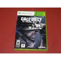 * Longaniza Games * Xbox 360 Call Of Duty Ghost (español )