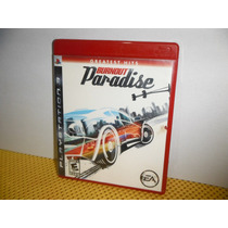 Burnout Paradise Greatest Hits Ps3