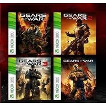 Gears Of War Saga Collection Completo Xbox 360