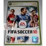 Videojuego Fifa Soccer 10 Para Xbox 360
