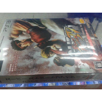 Super Street Fighter Iv Collectors Edition Japones Ps3