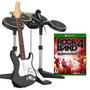 Rock Band 4 Banda Completa Xbox One Nuevo Blakhelmet Sp
