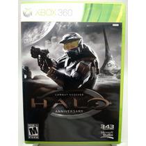 Halo: Combat Evolved Anniversary Xbox 360 Completo En Ingles