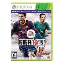 Fifa 14 Xbox 360 Nuevo Y Sellado