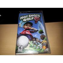 Hot Shots Golf Open Tee Psp Umd