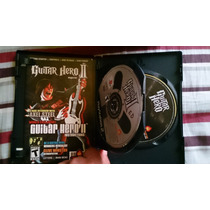 Cambio O Vendo Guitar Hero Pack Para Ps2 Con Caja Y Manual