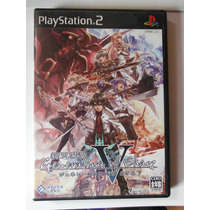 Playstation Ps2 Generation Of Chaos 5 Game Japones Anime Rpg