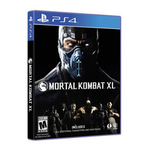 Preventa Mortal Kombat Xl ¡sólo En Gamers!
